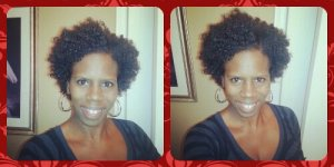 Two strand twist out love - October 2013